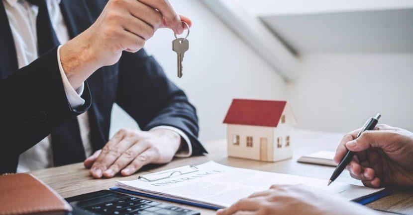 Vyřízení hypotéky
